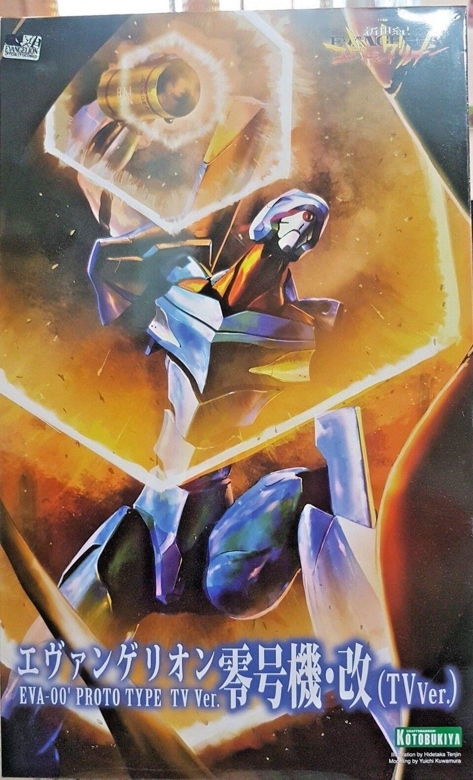 tienda de pescado para la venta EVA-00 Projoo Type Neon Genesis Evangelion TV Ver. Ver. Ver.  - Kotobukiya Kit 19cm  mas barato