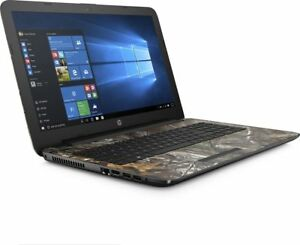 HP-15-6-Realtree-Camo-Intel-Pentium-QuadCore-2-56GHz-1TB-HDD-4-GB-RAM-DVD-Win-10
