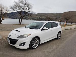 2012 Mazda MAZDASPEED 3 MazdaSpeed