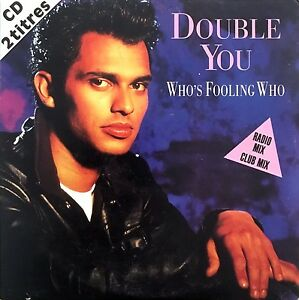 Double-You-CD-Single-Who-039-s-Fooling-Who-France-VG-VG