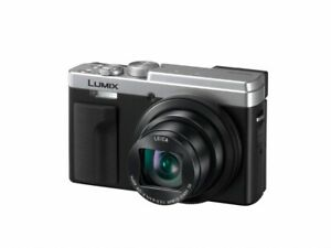 Panasonic DC-TZ96 EG-S silber High-End Travelzoom-Kamera