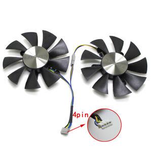 New-Zotac-GTX1070-MINI-GTECOTHERM-GFY09010E12SPA-Graphics-Card-Cooling-Fan