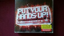 PUT YOUR HANDS UP-MINISTRY OF SOUND CD-STYLES&BREEZE/CASCADA/ALICE DEEJAY