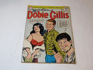The-Many-Loves-of-Dobie-Gillis-DC-National-Comics-9-1961-Comic-RARE-vintage