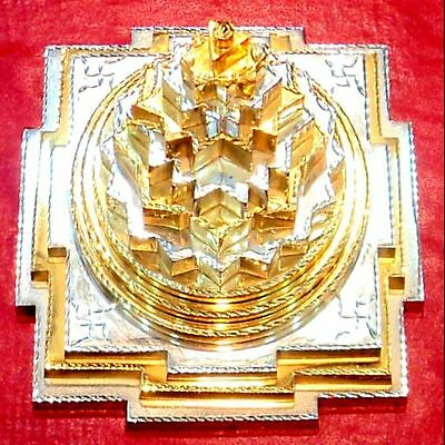 Meru Shree Yantra / Shri Laxmi Yantra / Shri Yantra With 3 D cutting - 6  inches | eBay