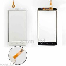 Huawei Ascend Honor 3X G750 White Digitizer Touch Screen Glass Lens Pad