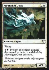MTG - Avacyn Restored - Moonlight Geist - 2X - Foil - NM