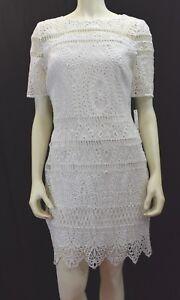 c8dcdce8bd9 GIANNI BINI  159 Womens Lace Sheath Dress 6  NEW  WITH TAG ...