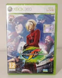 THE-KING-OF-FIGHTERS-XII-XBOX-360-PAL-ITALIANO-NUOVO-SIGILLATO-SNK