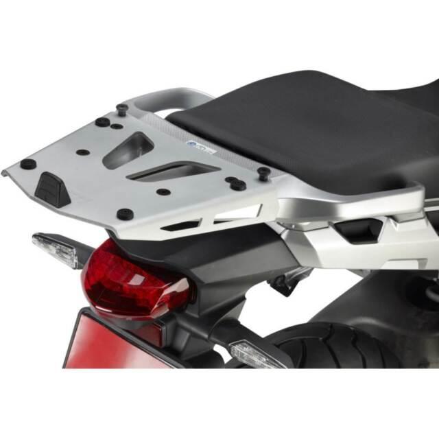 Givi SRA1110 Parrilla Trasera con Placa Aluminio para Bauletti Monokey
