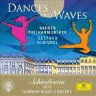 """Dances and Waves: Sch""""nbrunn Summer Night Concert 2012 (CD, Jul-2012, Deutsche Grammophon)"""