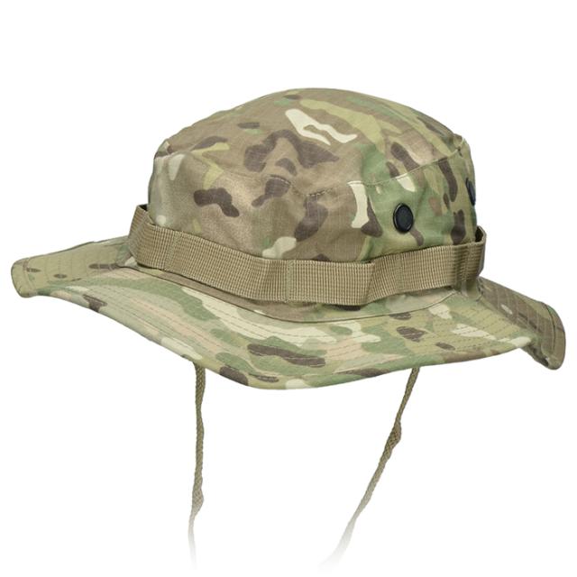 8f508e27ff Mil-Tec Classic US Army Style GI BOONIE BUSH HAT Jungle Cap Multitarn Camo