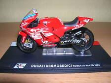 Ixo ALTAYA DUCATI DESMOSEDICI ROBERTO ROLFO MOTO GP 2005 1:24 #44