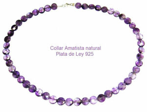 COLLAR-de-AMATISTA-1-calidad-Discos-facetados-8-mm-y-PLATA-de-ley-925-Estuche