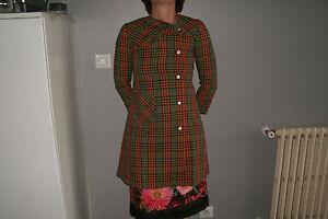 blouse  kittel  overall  N° 1514   T34/36