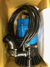 Tsurumi Hs24s 62 Semi Vortex Submersible Trash Pump With Agitator 2 12 Hp