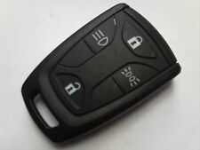 GENUINE SAAB SCANIA TRUCK VAN ETC(NEW-LED&RF TYPE)4BUTTON SMART REMOTE ALARM FOB