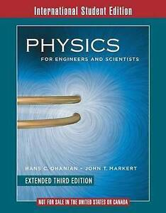 physics for engineers and scientists 3e part 2 john t markert