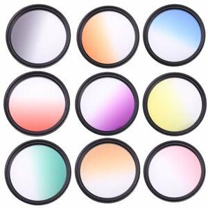 49mm-9-Graduated-Gradual-Color-Filter-kit-set-for-Canon-Nikon-Sony-Sigma-Tamron