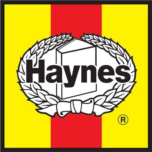 Haynes Publications 89100 Repair Manual