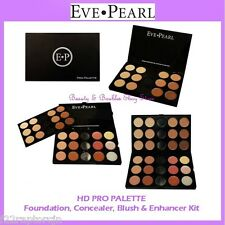 NEW Eve Pearl HD PRO PALETTE-Foundation/Salmon Concealer/Blush Kit FREE SHIPPING
