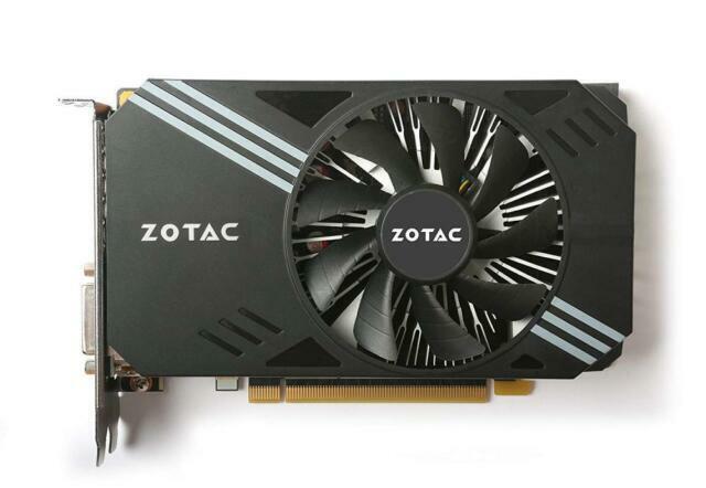 Zotac Geforce Gtx 1060 6gb Mini For Sale Online Ebay