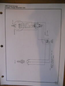 Lynx Wiring Diagram - Wiring Diagram Sheet on