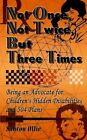 Not Once Not Twice but Three Times 9780759689114 by Sahron Ollie Book