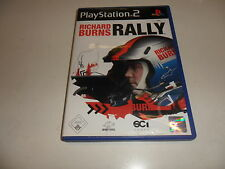 PlayStation 2 PS 2 richard burns Rally