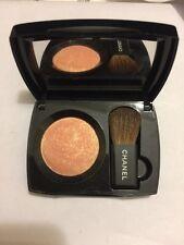 "Chanel Joues Contraste Powder Blush ""Golden Silk. 0.21 Oz New. Discontinue"