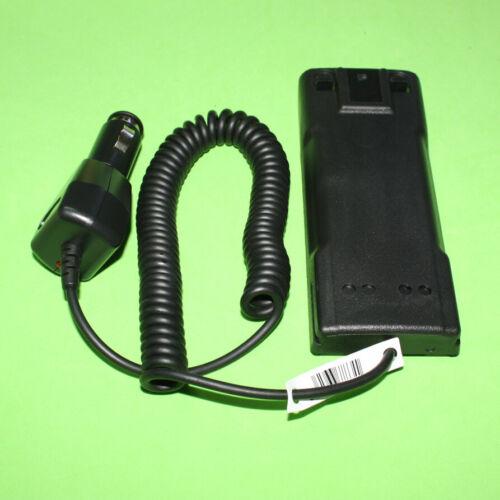 Car Battery Eliminator Adaptor For Motorola Radios HT1000 MT2000 MTS2000 MTX8000