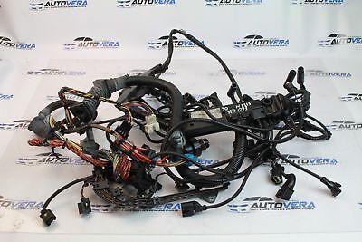 BMW E60 E61 535d 200kW ENGINE WIRING HARNESS LOOM RHD