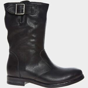 Black Uk Clarks Size Ladies Boots 'sicilly Leather Day' 4d Womens rE7A8Fxqn7
