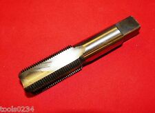 """High Quality Tap 1-1/4""""-12 NF Carbon Steel Bottom Hand Tap 4FL"""