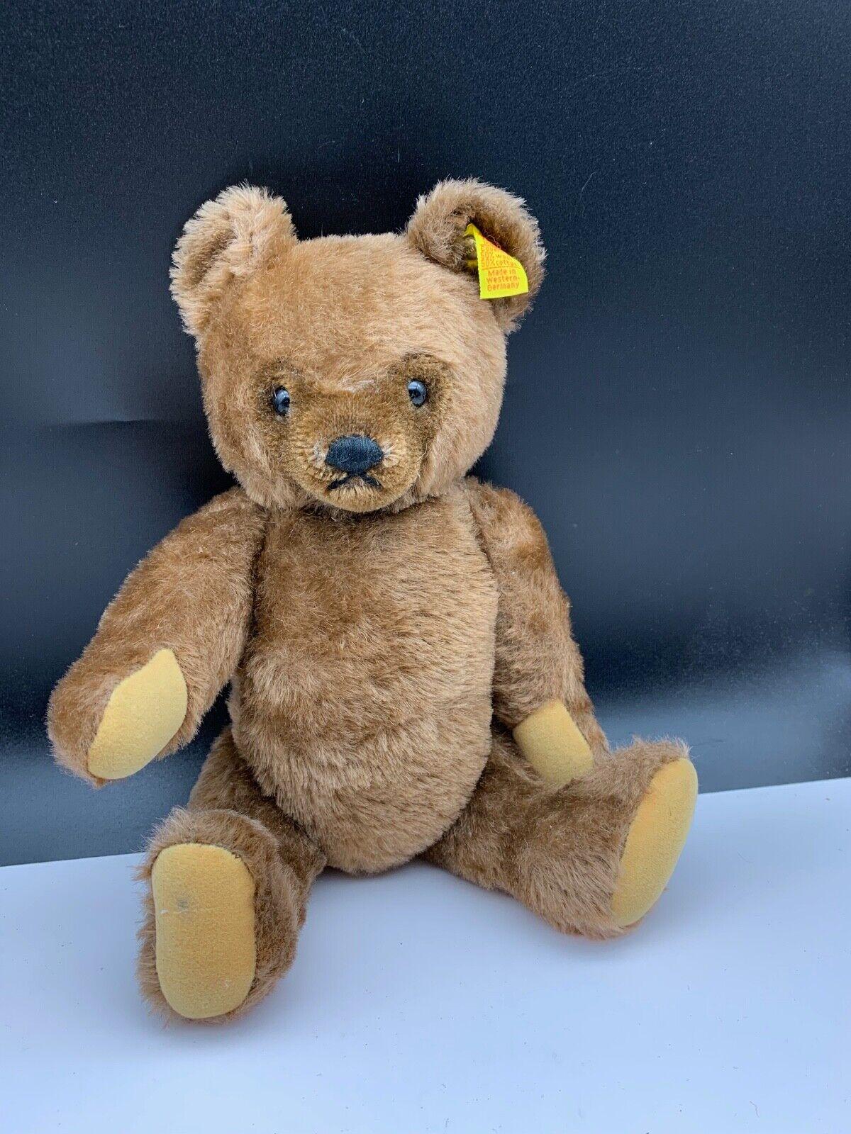 Steiff Animal 0206 36 Teddy Bear with Voice 32 Cm. Top Zustand