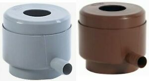 Rain Collector Filling Machine Rain Thief with filter to Ø100mm Grey/Brown 950503010/11
