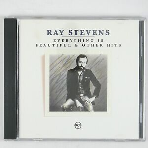 RAY-STEVENS-Everything-Is-Beautiful-amp-Other-Hits-CD-1992-COUNTRY-HUMOR-NM-NM