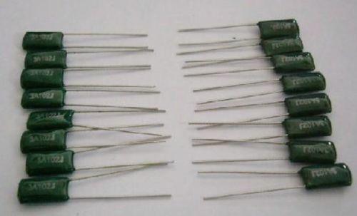278pcs 30values Polyester Film Capacitor Assorted Kit Assortment Set #M1475 QL