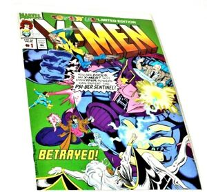 1993 X-Men Toys R Us Limited Edition #1 Comic Book ~ Fast Shipping!