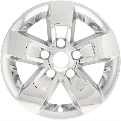 "17/"" Chrome Wheel Skins fits 2013-2018 Dodge Ram 1500"