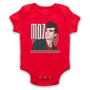Smiths Morrissey Baby T Shirt