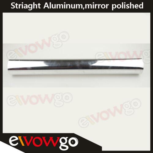 "2.75/"" 70mm Straight Aluminum Turbo Intercooler Pipe Tube Length 300mm"