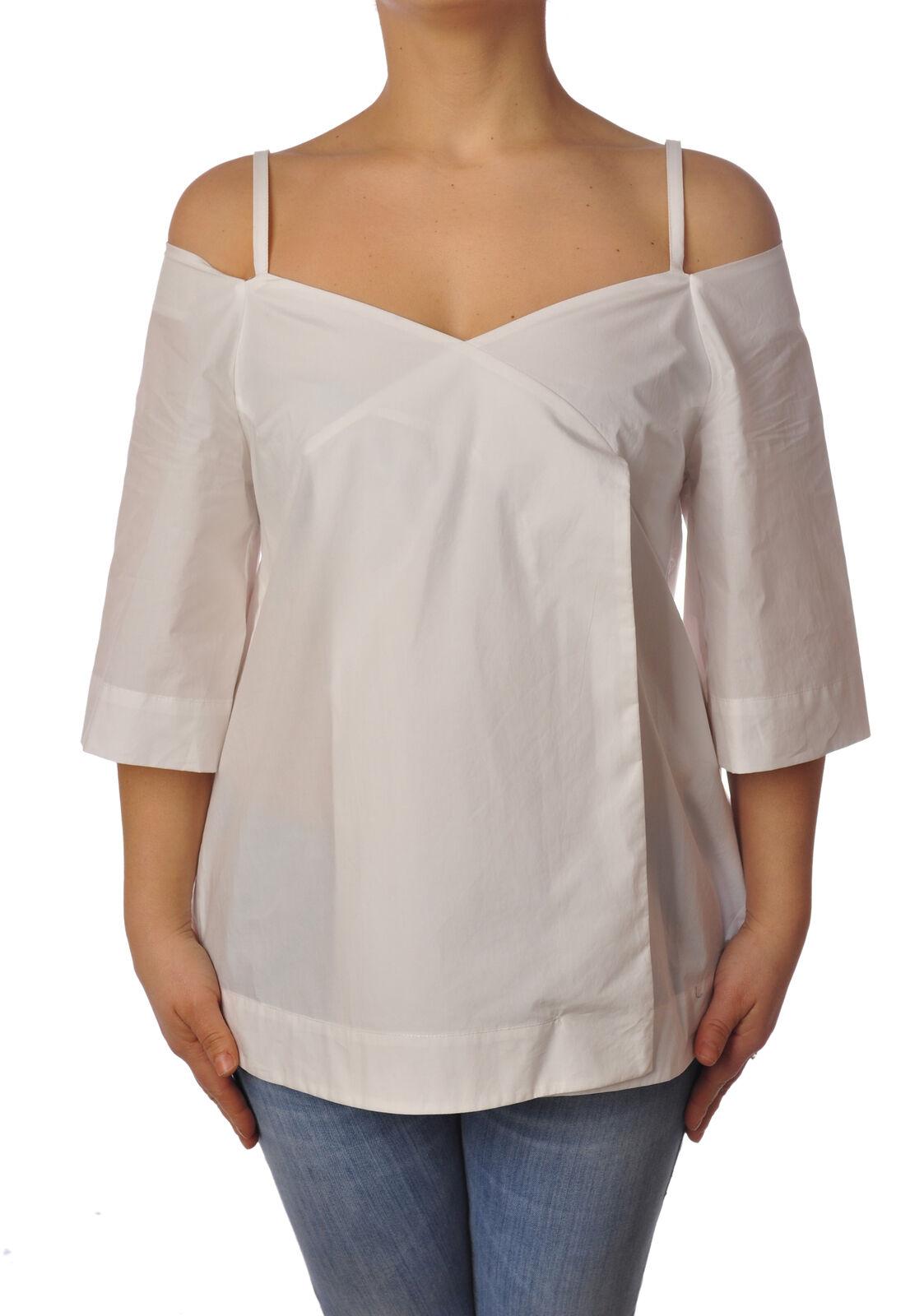 Ottod'ame - Shirts-Blouses - Woman - Weiß - 4958321G184911