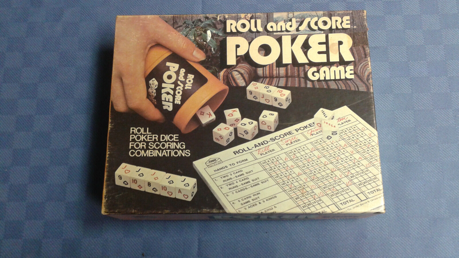 Roll and score poker best casinos paris