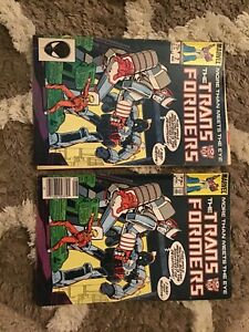 Transformers-7-August-1985-Marvel-LOT-OF-TWO
