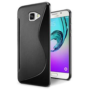 Handy-Huelle-Samsung-Galaxy-A5-2016-A510-Silikon-Case-Cover-Schutz-Huelle-Tasche