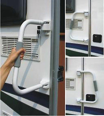 93560 Maniglione Maniglione 93560 Safe Door Fiamma Security 46 Antifurto Serratura Camper CAS 449747