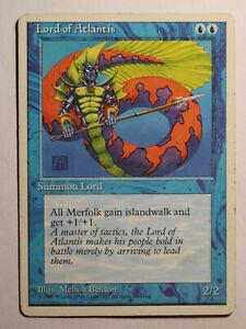 Lord-of-Atlantis-Fourth-Edition-Mtg-Magic-English-EX