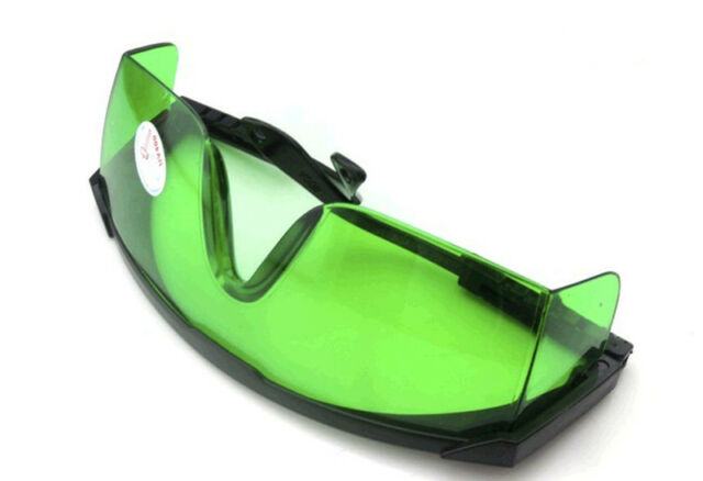New Red UV Laser Eye Protection Goggles Safety Glasses with Box Decor