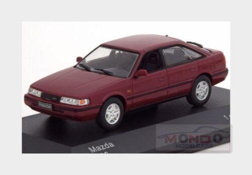 Mazda 626 1990 Red WHITEBOX 1:43 WB231